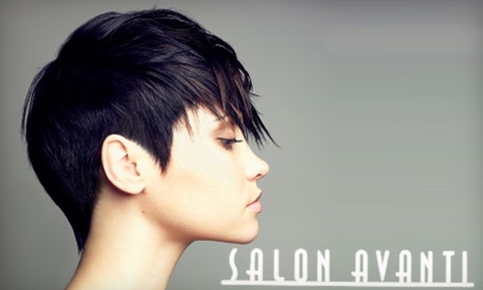 Salon Avanti - Lakeview: $15 for a Cut and Style or $40 for a Cut and Color at Salon Avanti