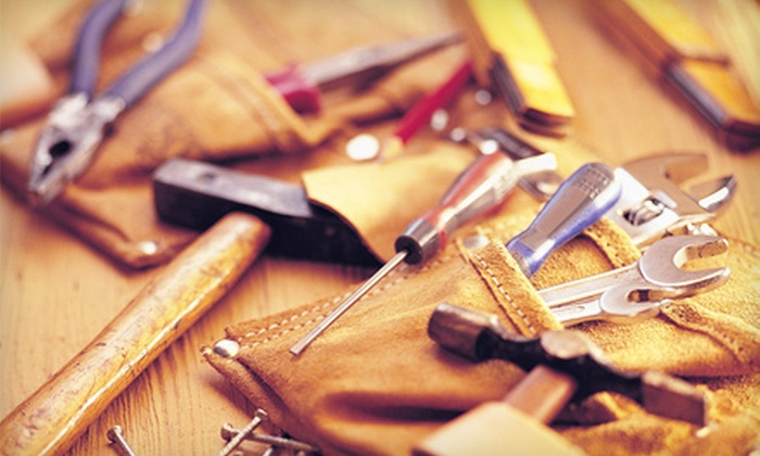 Red Stick Construction Services - Baton Rouge: $59 for Two Hours of Handyman Services from Red Stick Construction Services ($130 Value)