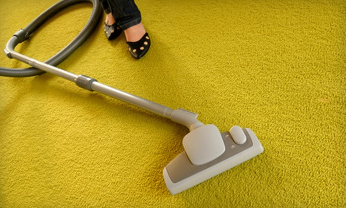 Carpet Cleaning Plus - North Charleston: $59 for Carpet Cleaning in Three Rooms from Carpet Cleaning Plus ($120 Value)