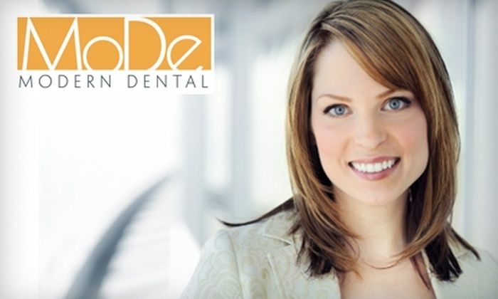 Modern Dental - Richardson: $49 for Cleaning, X-rays & Exam at Modern Dental in Richardson (Up to $285 Value)