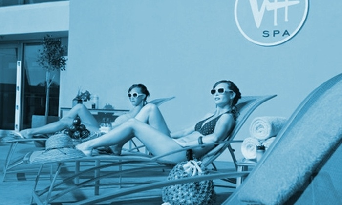 Hotel Valley Ho - Multiple Locations: $47 for a 45-Minute Massage or Basic Facial from VH Spa for Vitality + Health at Hotel Valley Ho in Scottsdale ($95 Value)