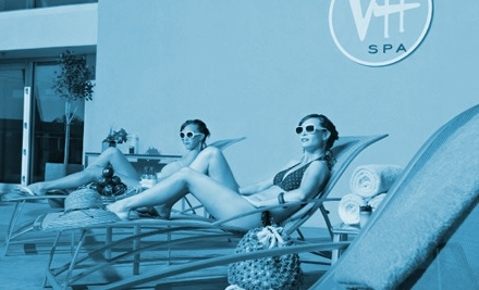 VH Spa for Vitality + Health - Hotel Valley Ho in Scottsdale