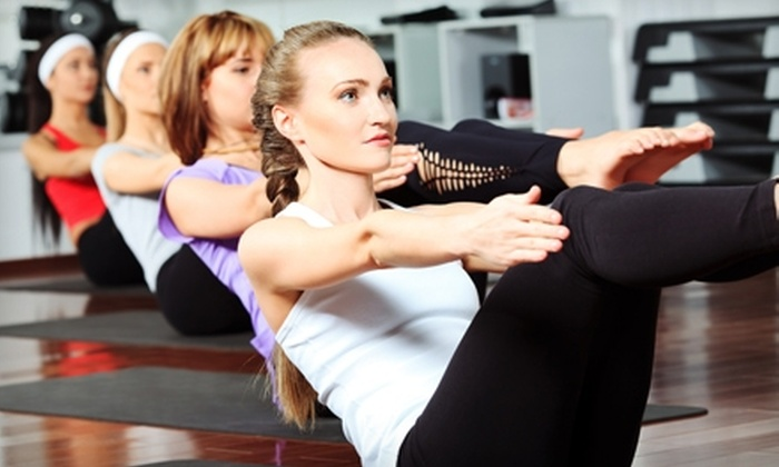 Hot Fitness - Castle Rock: $48 for 10 Classes at Hot Fitness in Castle Rock ($119 Value)