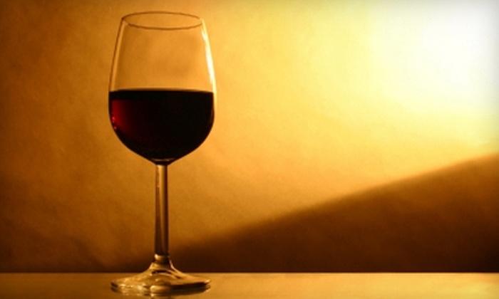 Nodland Cellars - Spokane Valley: $14 for Wine Tasting for Two and a Bottle of Bebop Wine at Nodland Cellars ($30 Value)