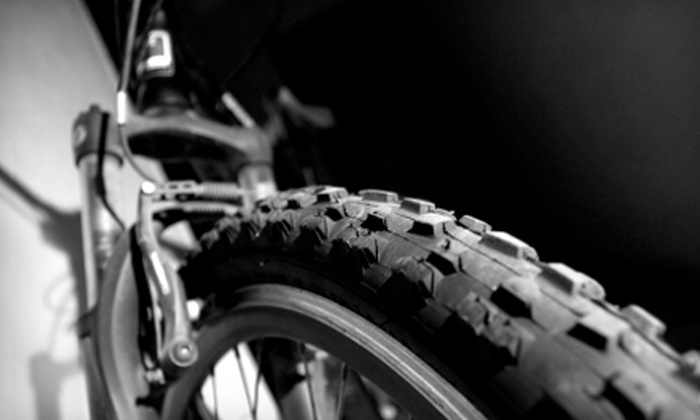 Scotts Valley Cycle Sport - Scotts Valley: $30 for a Standard Tune-Up at Scotts Valley Cycle Sport ($60 Value)