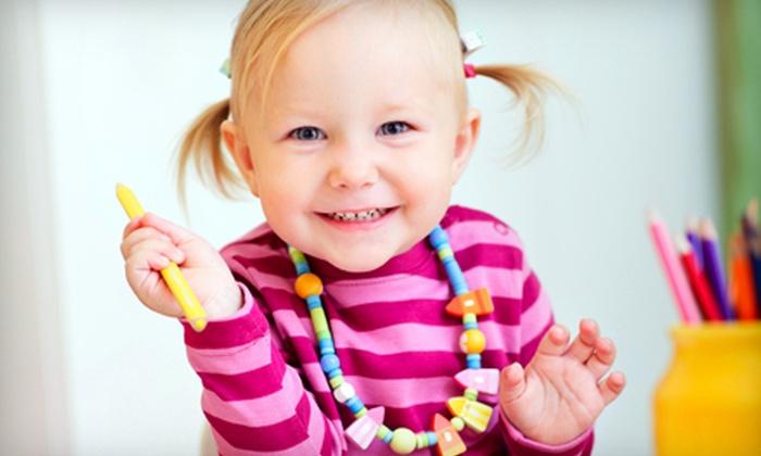 Bloom Learning Centre - Regina, SK: $289 for a Four-Month Junior Preschool Enrolment at Bloom Learning Centre ($600 value)