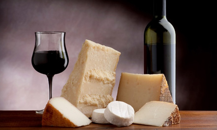 Auriga Wine Cellars - Placerville: $40 for a Wine- and Cheese-Tasting Outing at Auriga Wine Cellars in Placerville ($80 Value)