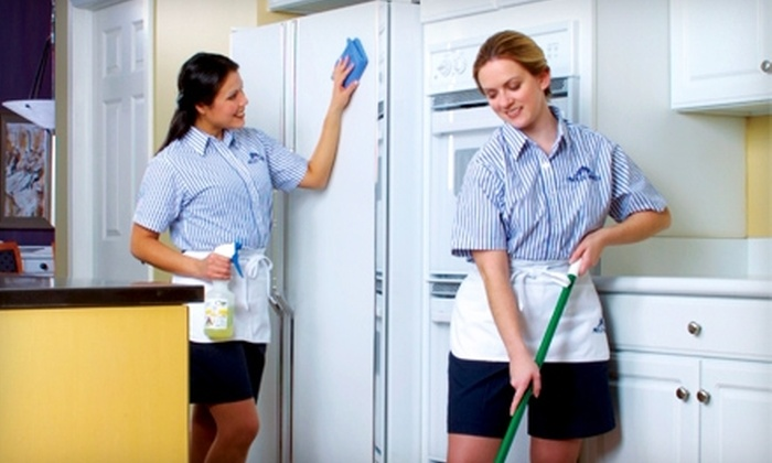 Molly Maid - Multiple Locations: $40 for One Hour of Home Cleaning from Molly Maid ($80 Value). Choose from 12 Service Regions.