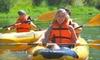 Klamath River Resort Inn & Kayak Trips - Happy Camp: Kayak Trip or a One-Night Stay at Klamath River Resort Inn
