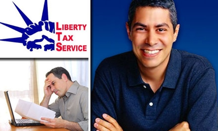 Liberty Tax Service - Kansas City: Up to $150 Worth of Tax Services for $50 From Liberty Tax Service