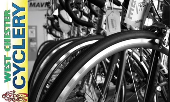 West Chester Cyclery - West Chester: $19 for a Basic Bike Tune-Up at West Chester Cyclery ($45 Value)