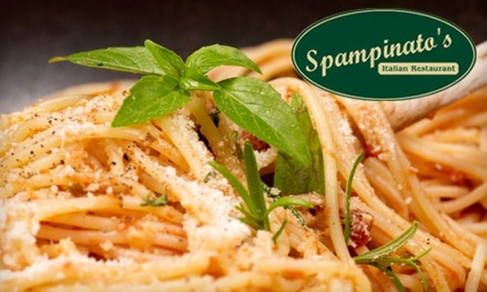 Spampinato's Restaurant - Conshohocken: $20 for $40 Worth of Italian Cuisine and Drinks at Spampinato's Restaurant in Conshohocken