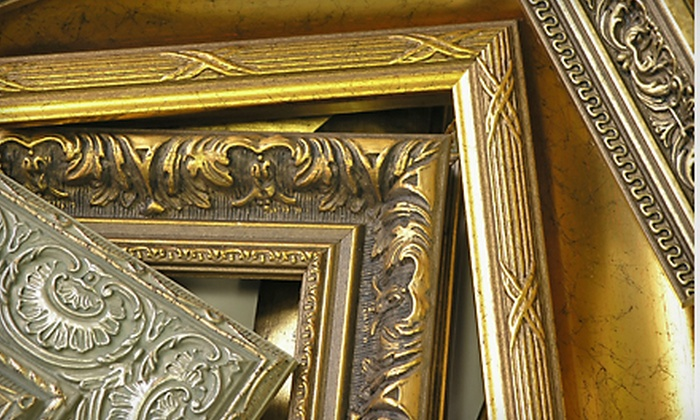 Boulevard Frame and Art - Hanover Acres,East Side: $40 for $100 Worth of Framing Services at Boulevard Frame and Art