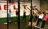 M.E.L.T Fitness Studio - Multiple Locations: 10 or 20 Group Fitness Classes or One Youth Speed Clinic at M.E.L.T. Fitness Studio (Up to 83% Off)