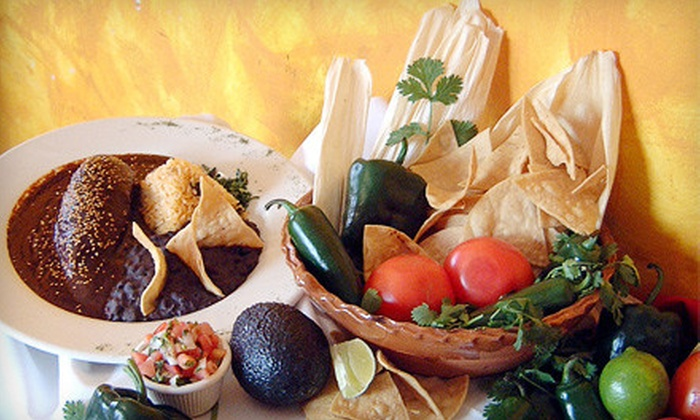 Las Cazuelas - Northern Liberties -  Fishtown: $15 for $30 Worth of Mexican Fare at Las Cazuelas. Includes Dessert or Pitcher of Margarita Mix if Redeemed Tuesday-Thursday or Sunday (Up to $36.75 Value).