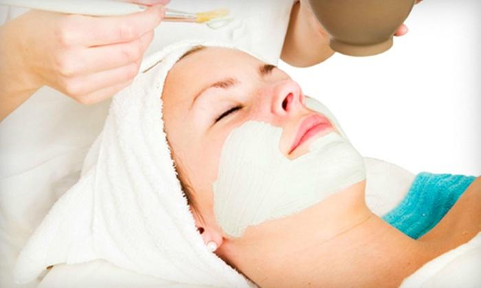 Pink West Aesthetics - West Cave Estates: $50 Toward Facials, Peels, and Waxing