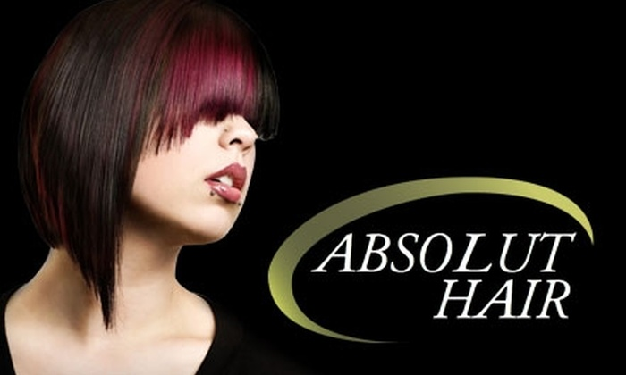 Absolut Hair - Pine Hurst: $49 for $109 Worth of Services and Products at Absolut Hair