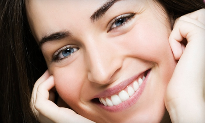 Family Cosmetic & Implant Dentistry - Severna Park: Complete Dental-Implant Restoration Package with Abutment, Crown, and X-Rays, or Porcelain Crown or Onlay at Family, Cosmetic & Implant Dentistry in Severna Park (Up to 60% Off)