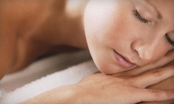Sanctuary MedSpa - Merced: $99 for a One-Hour Mud-Mask Facial and a One-Hour Massage at Sanctuary MedSpa ($280 Value)