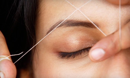 Eyebrow-Threading Session (a $12 value) - Brow Shapes in Fresno