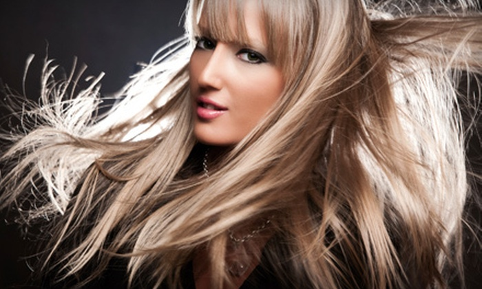 Pure Image Salon & Spa  - Pittsburgh: $35 for a Women's Design Cut and Gloss Treatment at Pure Image Salon & Spa ($70 Value)