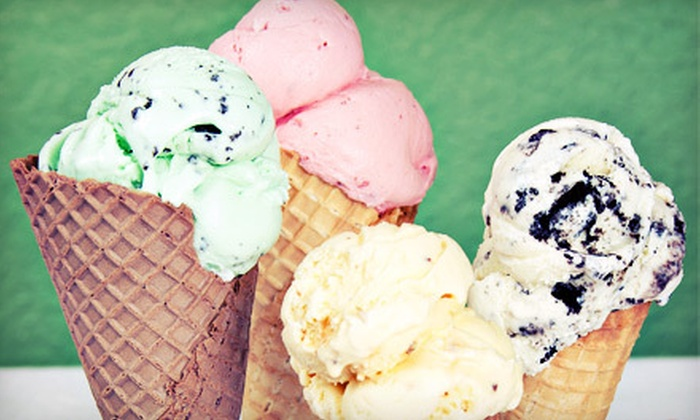 Here's the Scoop - Downtown,Sacramento City College: Five Milkshakes, Espresso-Ice Cream Drinks, or Ice Creams, or $7 for $15 Worth of Frozen Desserts at Here's the Scoop