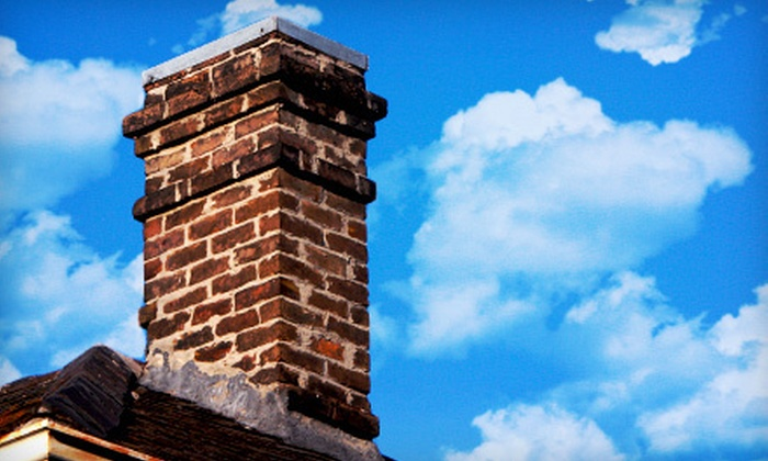 Metro Gutter & Home Services, Inc. - Address Below For Groupon Internal Use Only: Chimney Sweep and Inspection for One or Two Chimneys from Metro Gutter & Home Services, Inc. (Up to 57% Off)