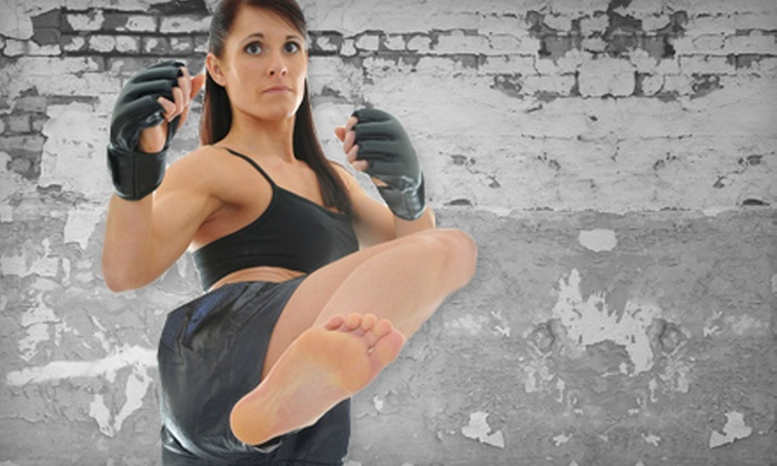 Knockout Boxing & Fitness - Downtown Oxnard: $19 for Month of Unlimited Classes and Facility Access at Knockout Boxing & Fitness in Oxnard ($50 Value)