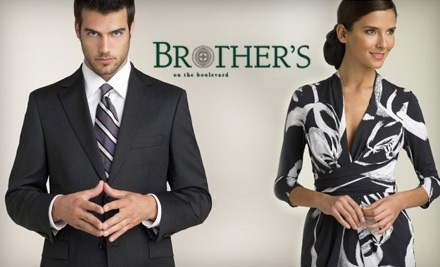 $50 Groupon to Brother's on the Boulevard - Brother's on the Boulevard in Lafayette