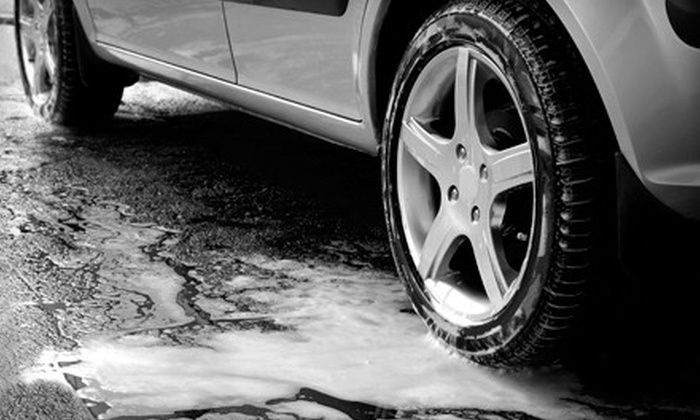 Midtown's Finest Hand Car Wash and Detail - Midtown: $39 for Express Auto Detail with Wax at Midtown's Finest Hand Car Wash and Detail ($89 Value)