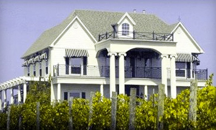 Tara Vineyard & Winery - Athens: $450 for House Rental and Wine Tour Package for up to Eight People at Tara Vineyard & Winery in Athens ($900 Value)