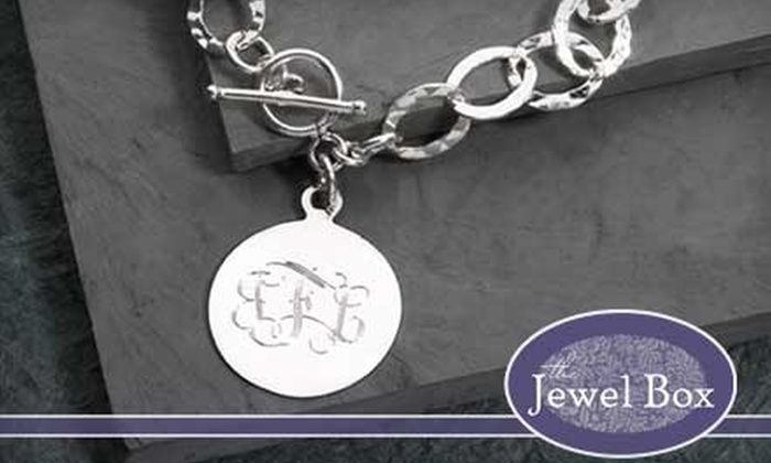 The Jewel Box - Multiple Locations: $10 for $20 Worth of Stylish Accessories at The Jewel Box