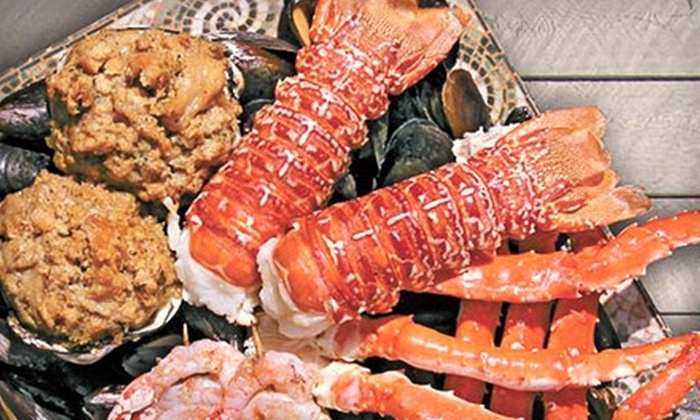 Big Y - Springfield: $24 for a Summer Shellfish Grill Pack at Big Y ($39.99 Value)