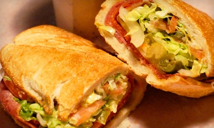 Snarf's - University City: $5 for $10 Worth of Salad, Sandwiches, and More at Snarf's on Delmar in The Loop