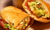 Snarfs - DU - University City: $5 for $10 Worth of Salad, Sandwiches, and More at Snarf's on Delmar in The Loop