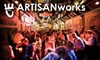 ARTISANworks - Culver-Winton-Main: One-Year Membership to ARTISANworks. Choose from Two Options.