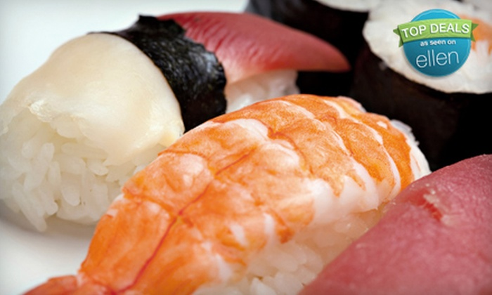 Gari Japanese Fusion Restaurant - Brookline: $15 for $30 Worth of Sushi and Japanese Fusion Fare at Gari Japanese Fusion Restaurant in Brookline