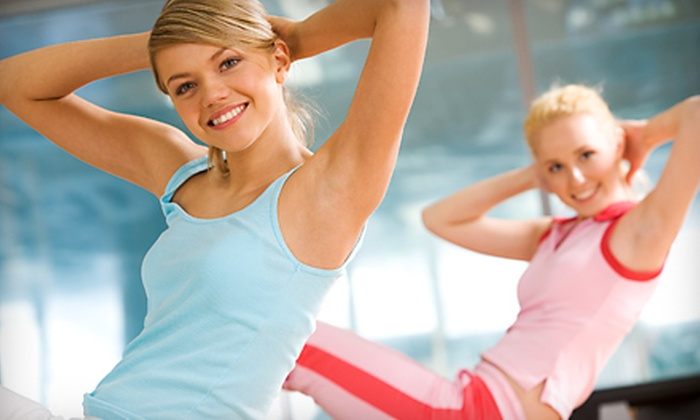 The Sweatshop Fitness Studio - McKeesport - White Oak: Adult or Kids' Fitness Classes or a Zumbatomic Kids' Party at The Sweatshop Fitness Studio in McKeesport. Four Options Available.