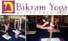 The SweatBox - Shoreline: $30 for Five Bikram Yoga Classes at The SweatBox ($80 Value)
