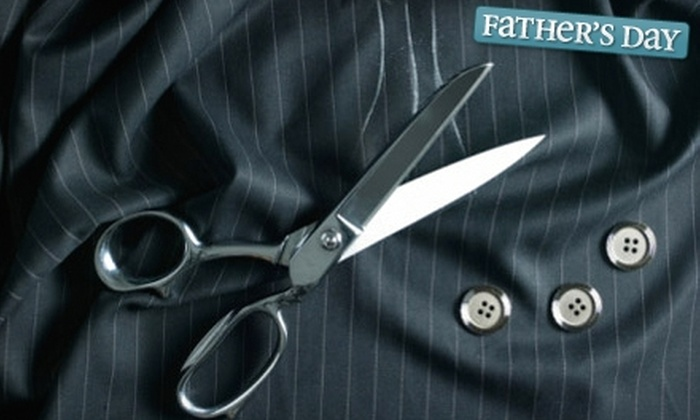 La Rukico Tailors - New York: $60 for $125 Worth of Custom-Made Men's Clothing and Accessories at La Rukico Tailors