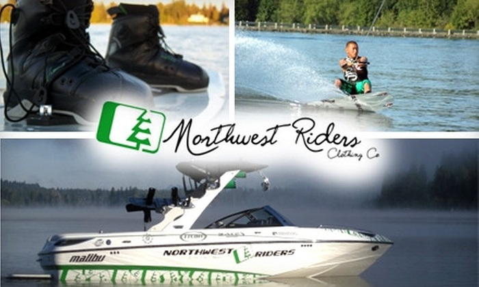 Northwest Riders - Kenmore: $60 for a One-Hour Wake-Boarding Lesson for up to Four Riders from Northwest Riders