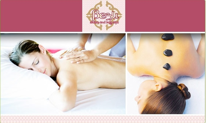 BeSu Salon & Day Spa - Gramercy Park: $75 for Two One-Hour Massages ($150 Value)