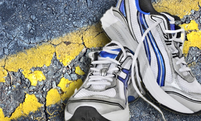 Feet First - Multiple Locations: $50 for $100 Worth of Running Shoes and Apparel at Feet First