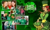 Saintpattys.com - Multiple Locations: $15 for a Three-Day Pass to St. Patty's Pub Crawl ($40 Value)