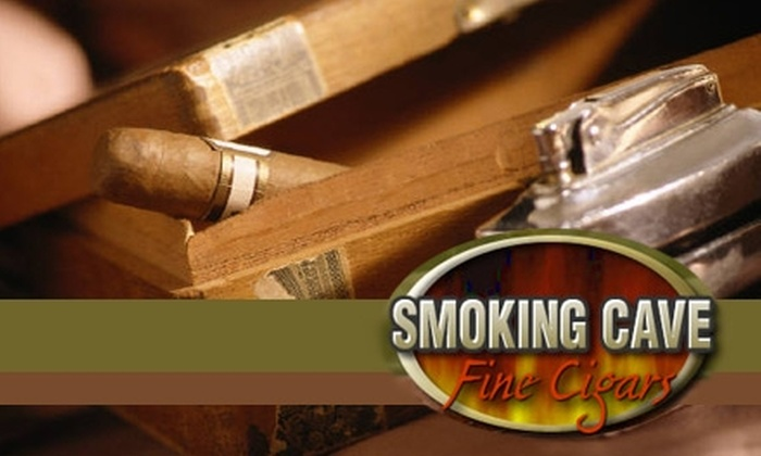 Smoking Cave Outlet - Englewood: $25 for $50 Worth of Cigars and Smoking Accessories at Smoking Cave Outlet