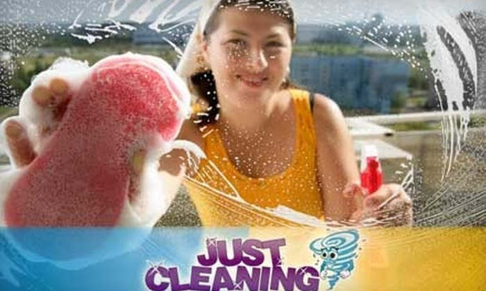 Just Cleaning Company - North Arlington: $74 for a Full House Cleaning from Just Cleaning Company