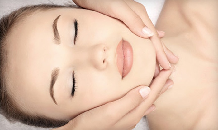 Salon 9309 - Central Oklahoma City: $49 for a Facial of Choice and Partial Massage from Pam at Salon 9309 (Up to $140 Value)