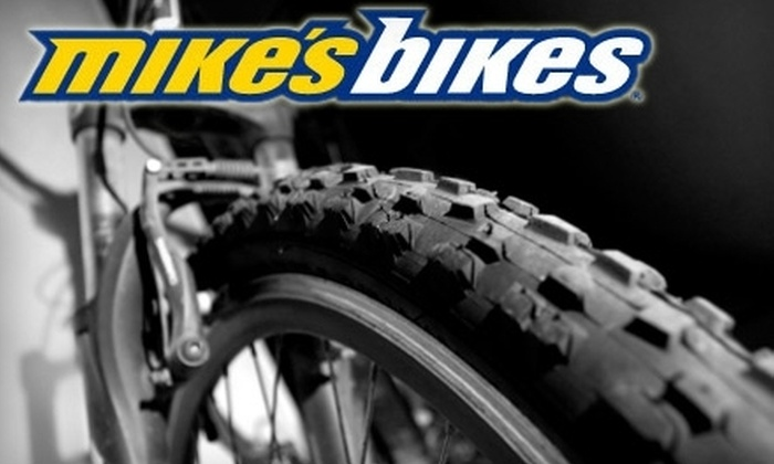 Mike's Bikes - Multiple Locations: $35 for a Race Tune-up at Mike's Bikes ($75 Value)
