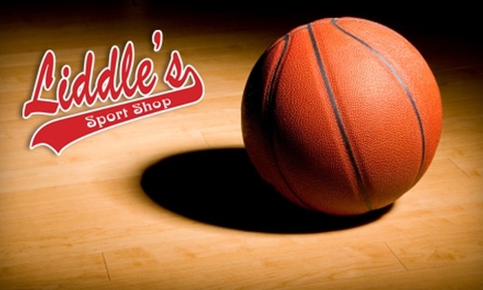 Liddle Sport Shop - Blue Springs: $20 for $40 Worth of Sporting Goods at Liddle's Sport Shop in Blue Springs