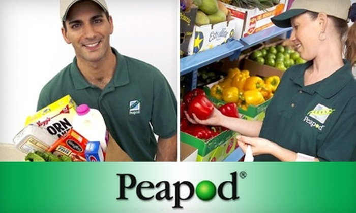 Peapod - Midlothian: $30 for $60 Worth of Delivered Groceries from Peapod